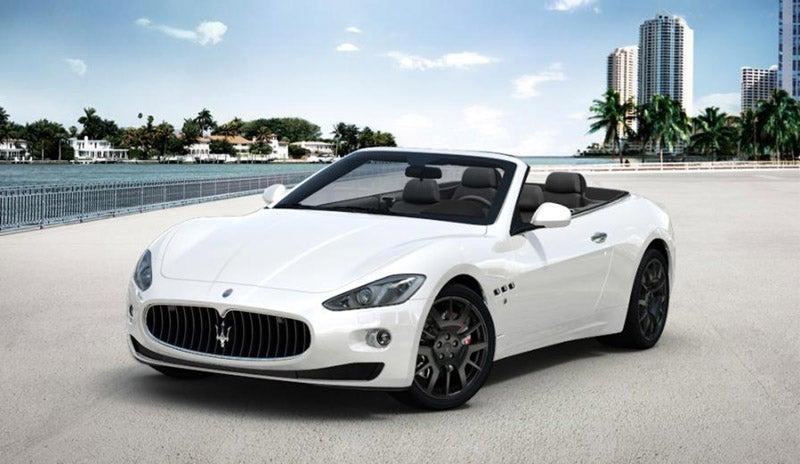 2016 Maserati Grancabrio Maserati Grancabrio In Seattle